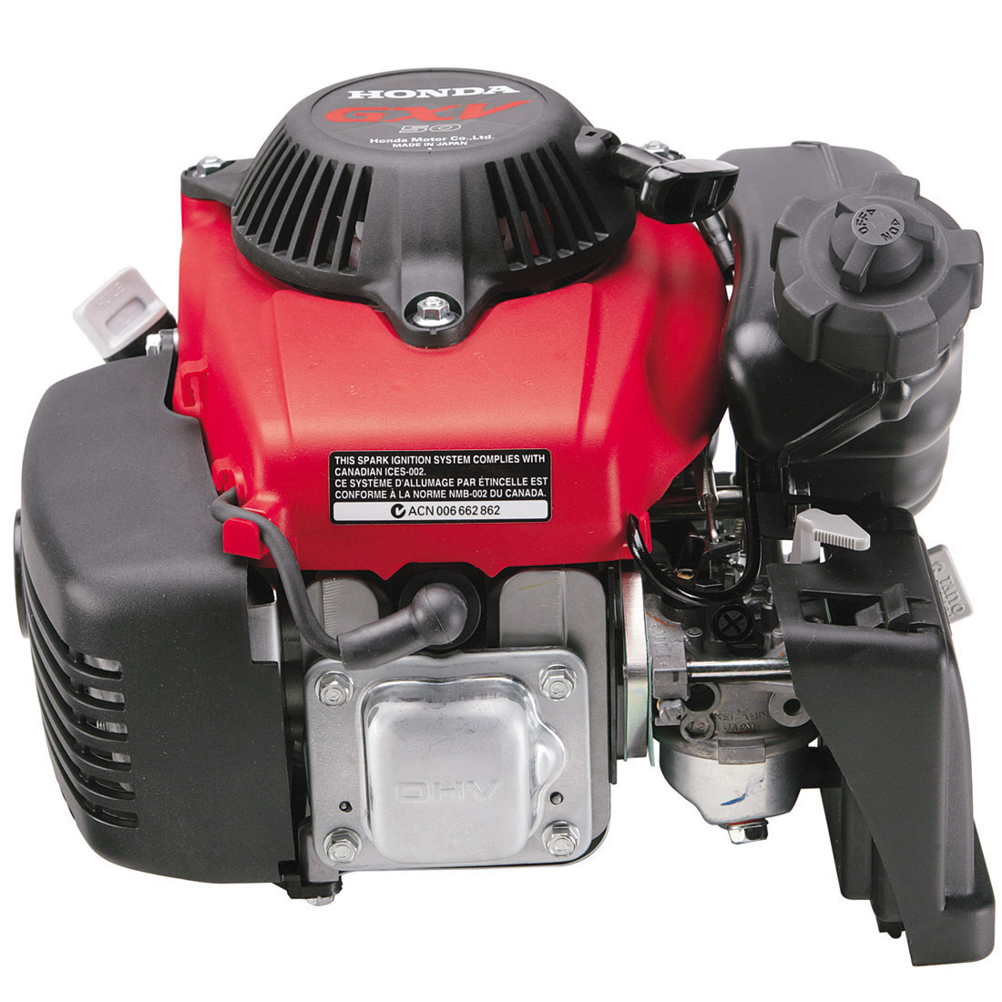 honda engines gxv  stroke engine features specs  model info