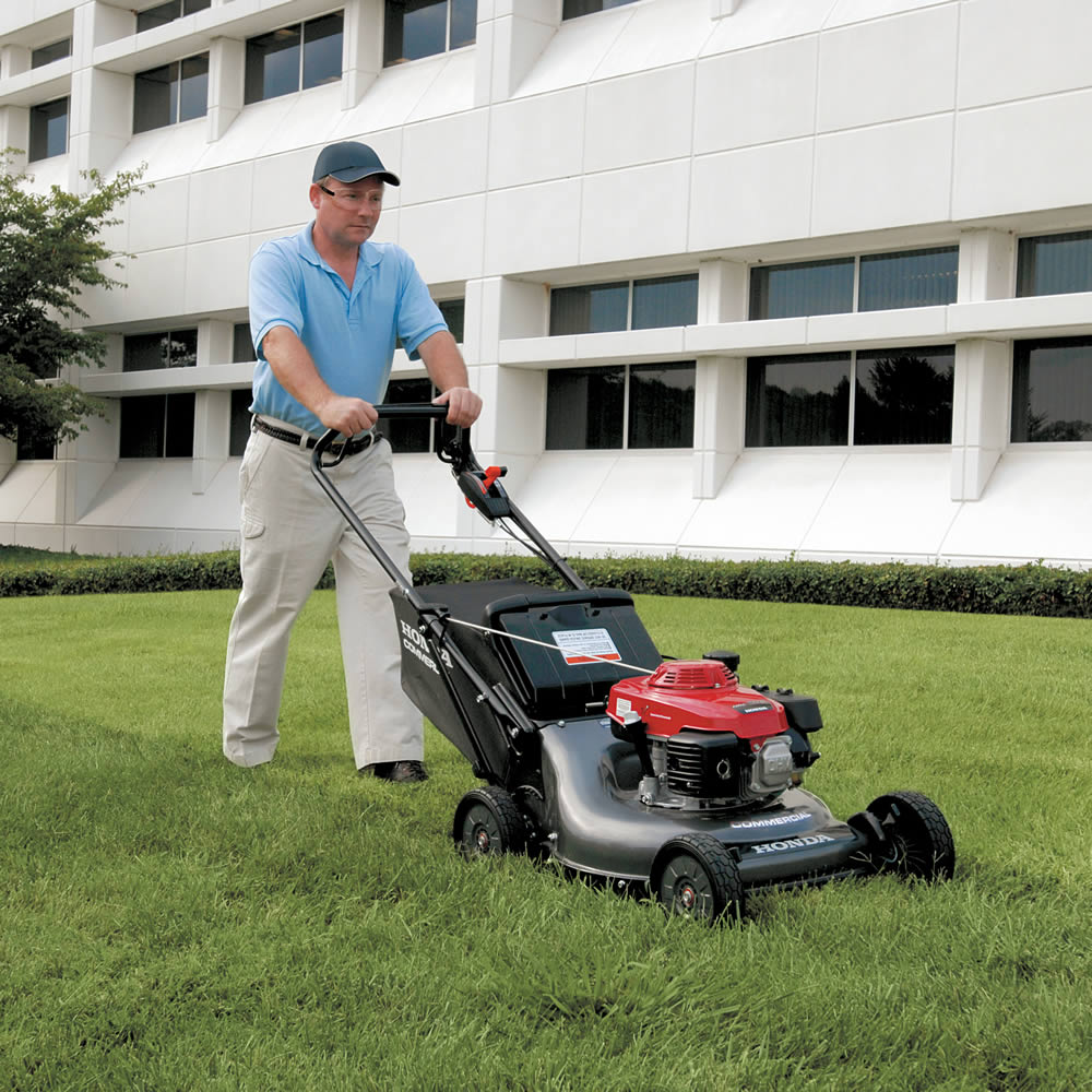 Looking for the best of Honda's lawn mowers, Dunn's Equipment has it.