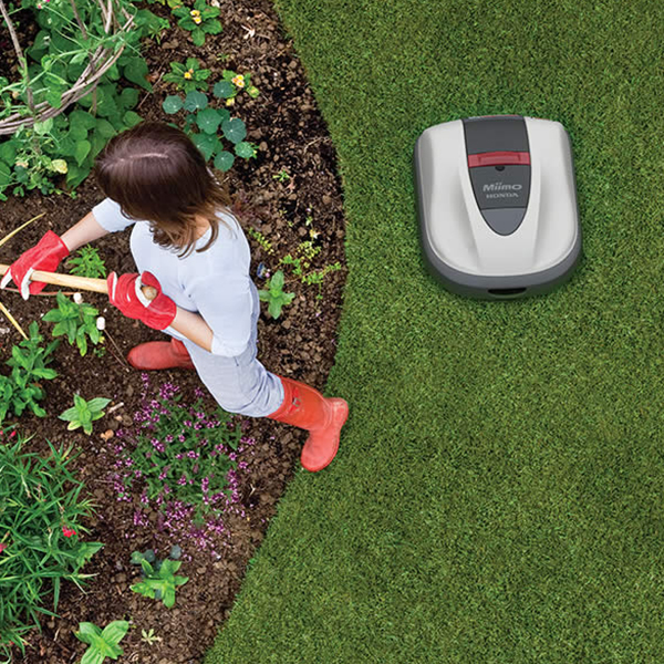 Miimo Honda S Advanced Robotic Lawn Mower Honda