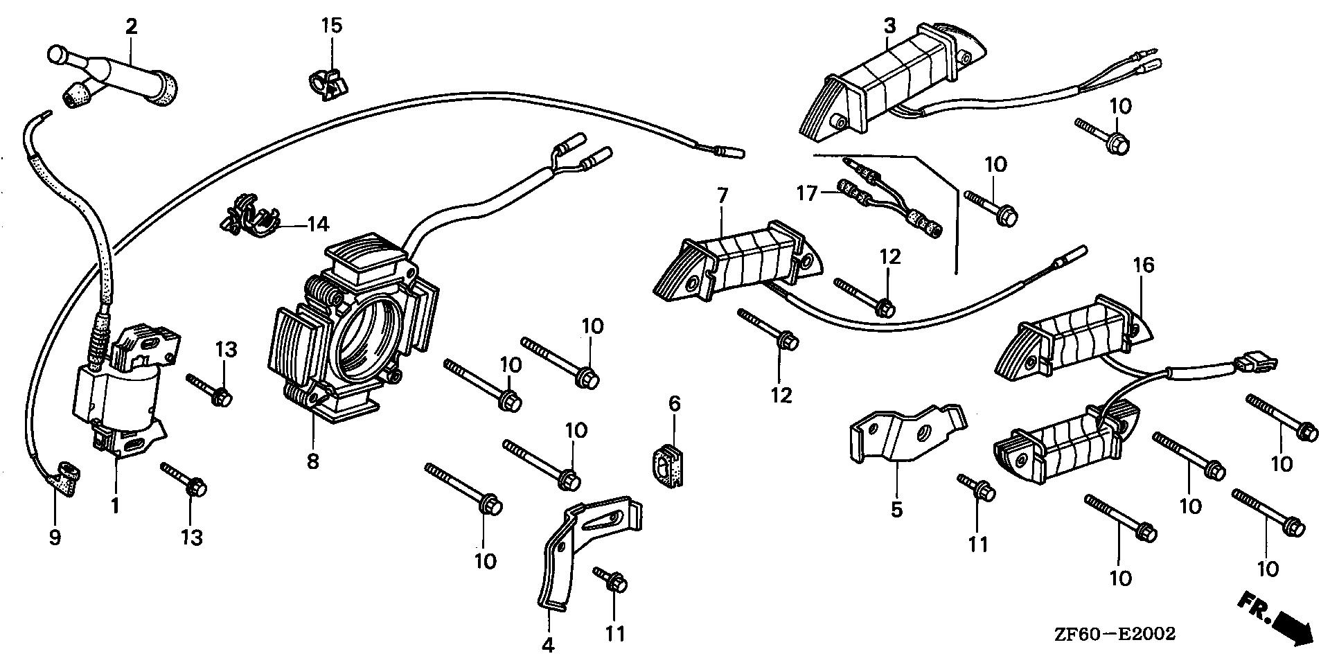 IGNITION COIL (3)