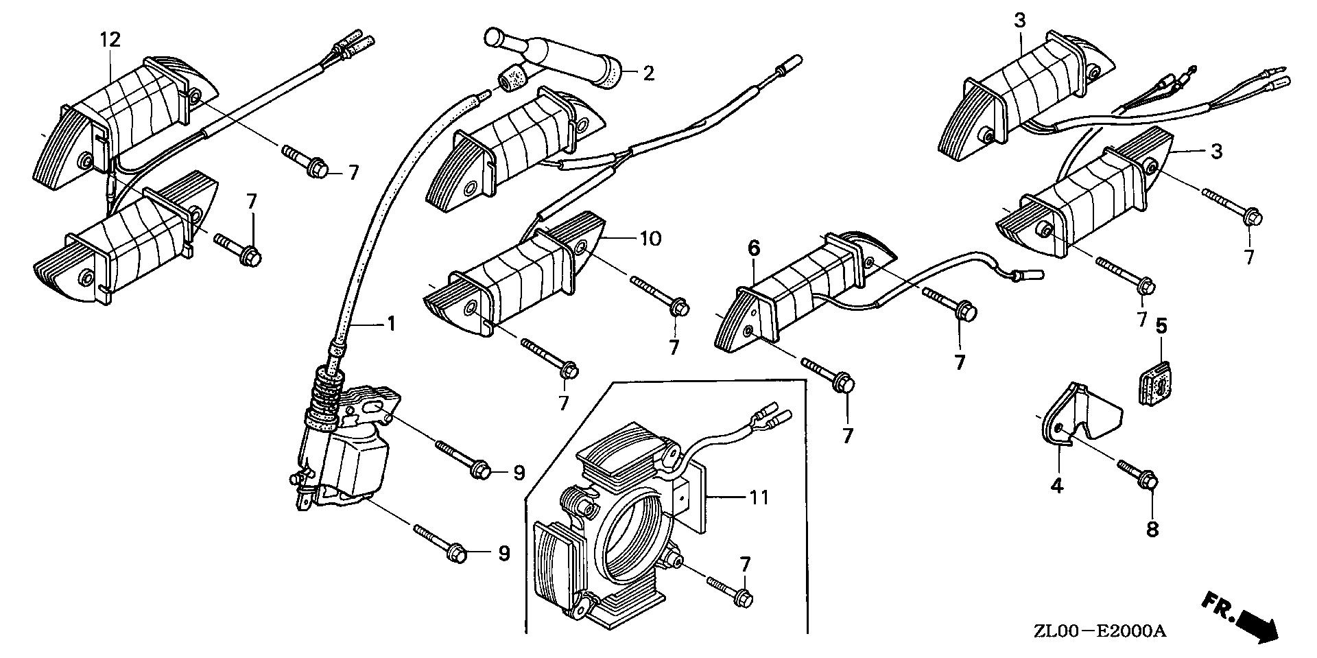 IGNITION COIL