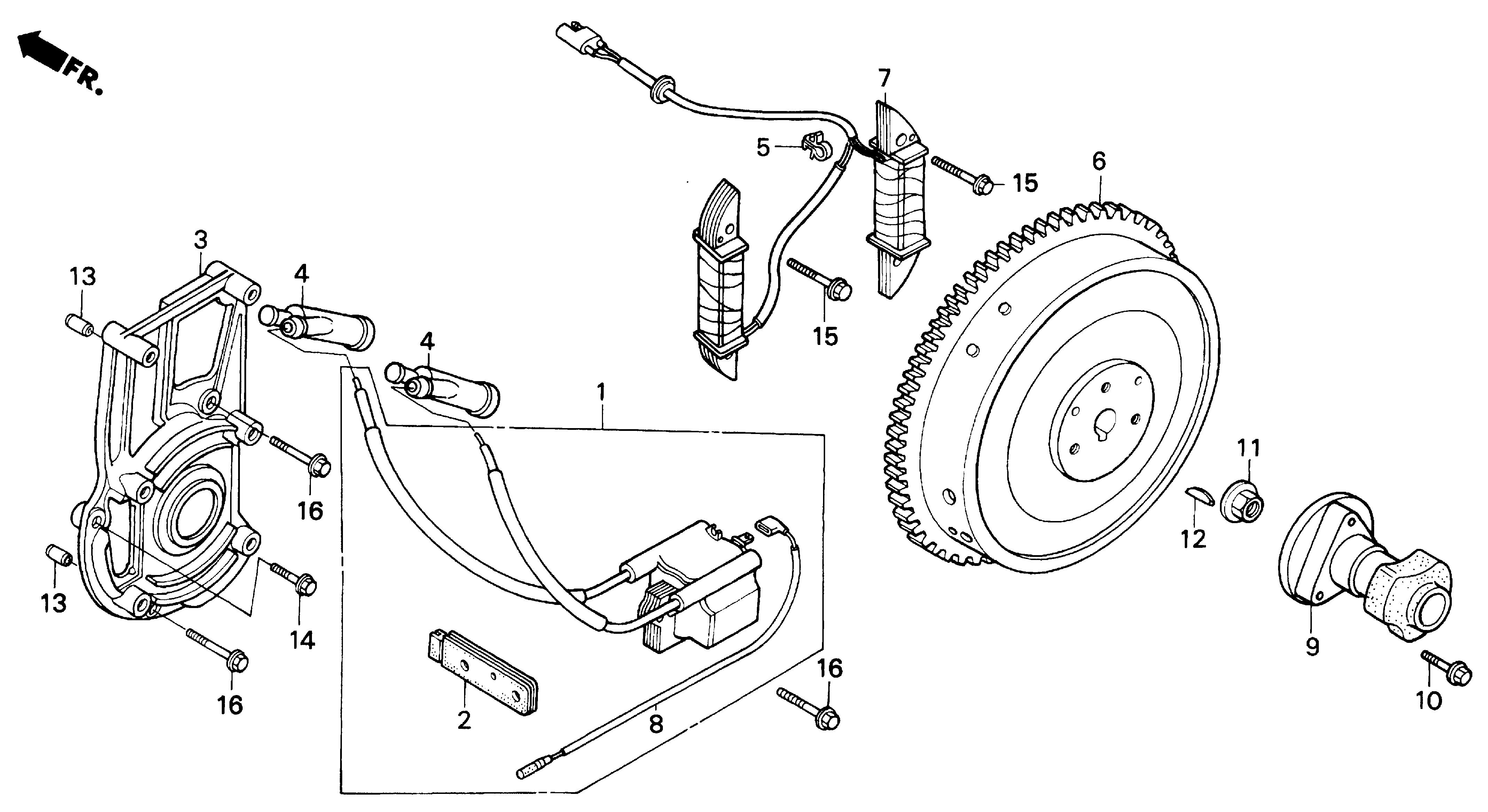 FLYWHEEL (H4514H)