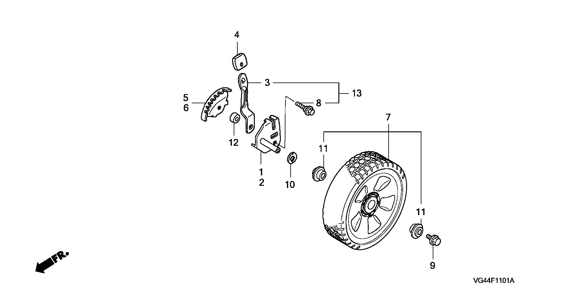 FRONT WHEEL (2)