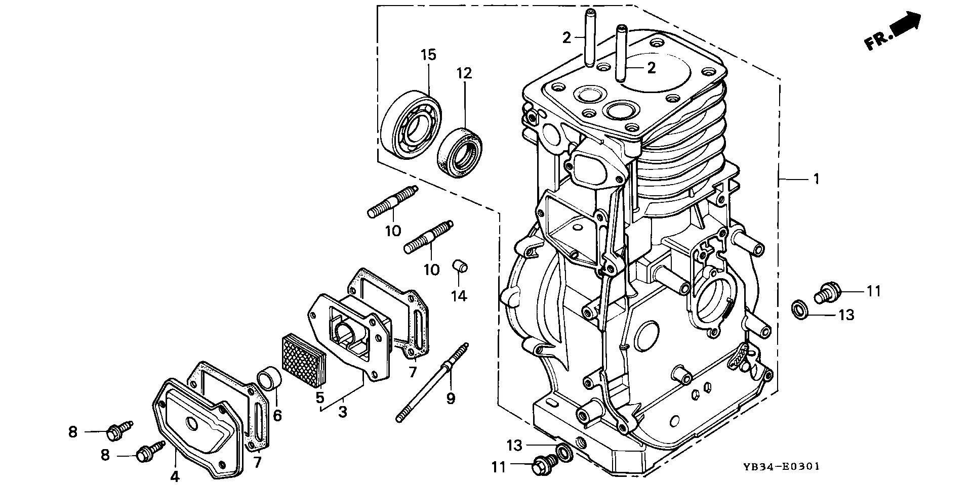 WB30T   CYLINDER