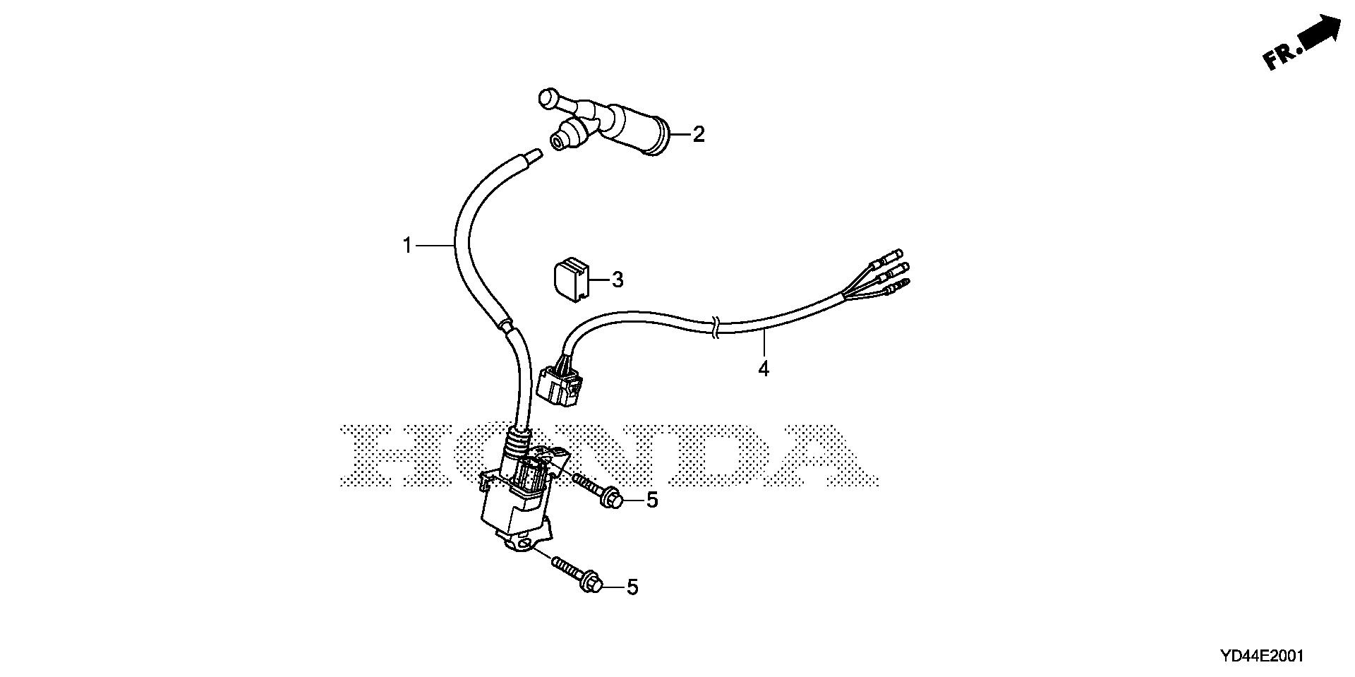 IGNITION COIL (2)