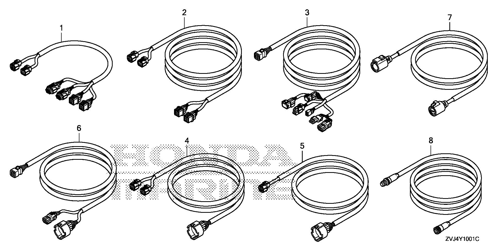 CABLE KIT (2)