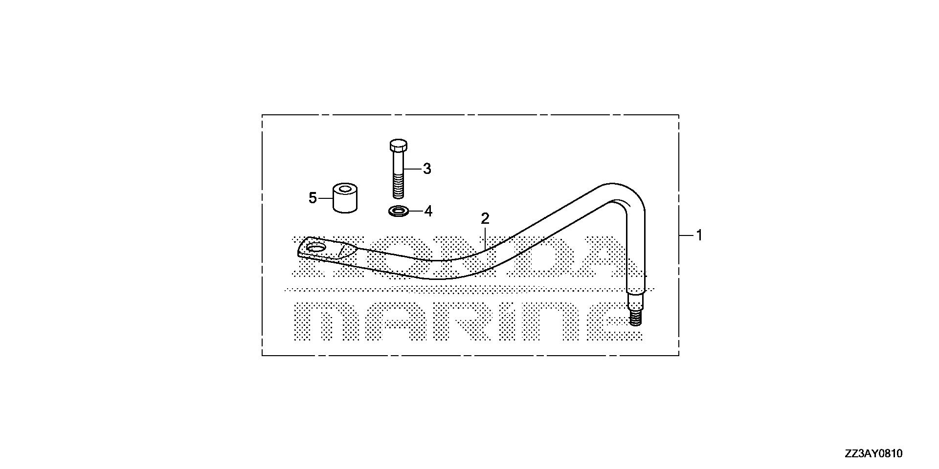 STEERING ROD KIT