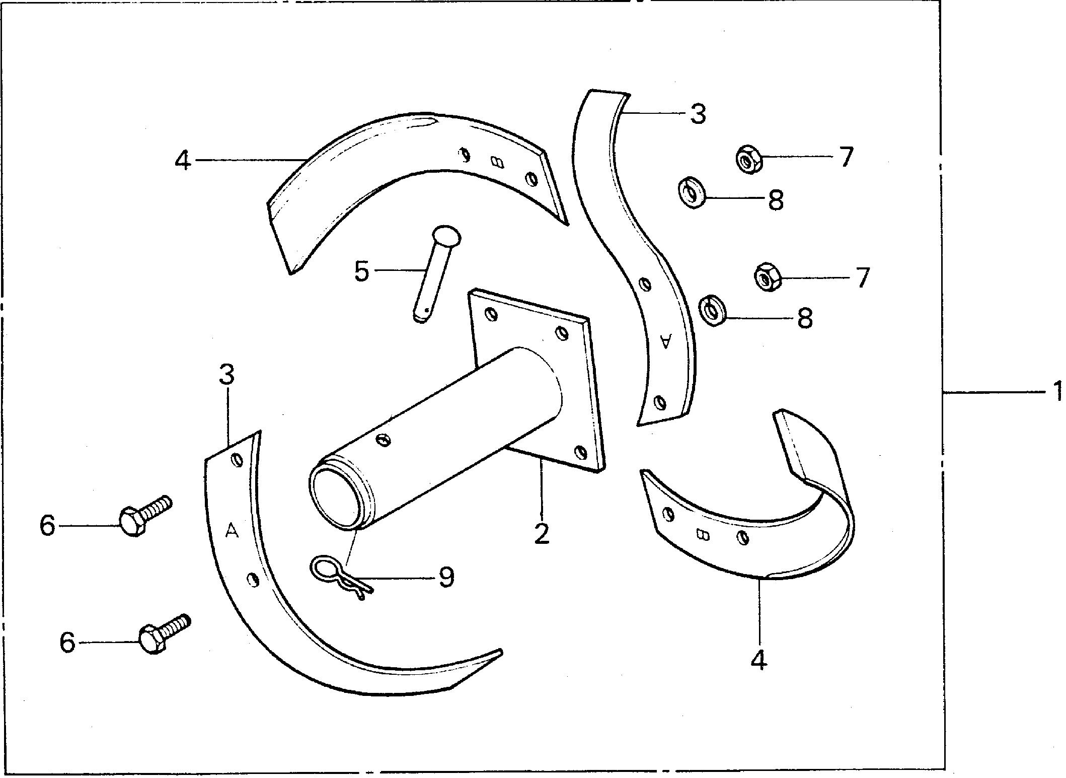 EXTENSION ROTOR KIT